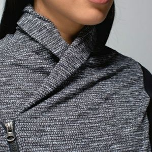 Lululemon Athletica 4 Bhakti Yoga Jacket Heathered